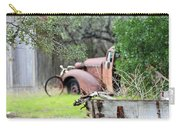Rustic Truck Carry-all Pouch
