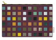 Rustic Wooden Abstract Vlll Carry-all Pouch