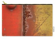 Rusting Carry-all Pouch