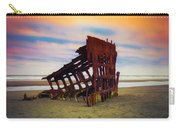 Rusting Shipwreck Carry-all Pouch