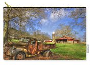 Rusty 1947 Dodge Dump Truck Carry-all Pouch