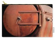 Rusty Abandoned Steam Locomotive Carry-all Pouch