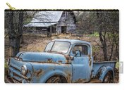 Rusty Blue Dodge Carry-all Pouch