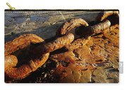 Rusty Chain Carry-all Pouch