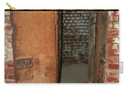 Rusty Door At Ohio Prison Carry-all Pouch