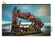 Rusty Forgotten Shipwreck Carry-all Pouch