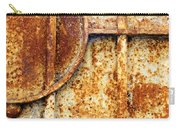 Rusty Gate Detail Carry-all Pouch