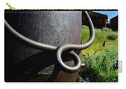 Rusty Handle Carry-all Pouch