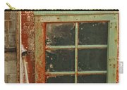 Rusty Lighthouse Window Carry-all Pouch