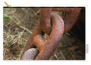 Rusty Links Carry-all Pouch