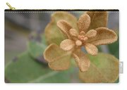 Rusty Lyonia Carry-all Pouch