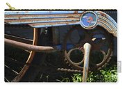 Rusty Old Bicycle . 7d15946 Carry-all Pouch