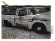 Rusty Old Dodge Carry-all Pouch