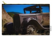 Rusty Postcard Carry-all Pouch