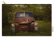 Rusty Red Chevy Carry-all Pouch