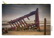 Rusty Shipwreck Carry-all Pouch