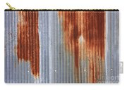 Rusty Siding Carry-all Pouch