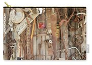 Rusty Treasures Photograph Carry-all Pouch