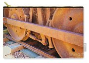 Rusty Wheels  Carry-all Pouch