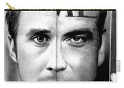 Ryan Gosling And George Clooney Carry-all Pouch