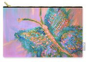 Ryans Butterfly Carry-all Pouch