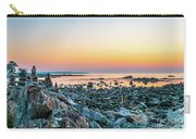 Rye, New Hampshire Sunrise Cairns Carry-all Pouch