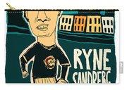 Ryne Sandberg Chicago Cubs Carry-all Pouch