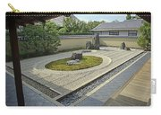Ryogen-in Zen Rock Garden - Kyoto Japan Carry-all Pouch