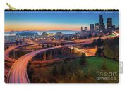 S For Seattle Carry-all Pouch