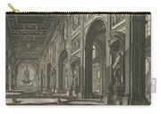 S. Giovanni In Laterano. Interior Carry-all Pouch