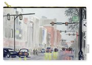 S. Main Street In Ann Arbor Michigan Carry-all Pouch