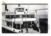 S. P. Ferry Alameda At San Francisco Circa 1940 Carry-all Pouch