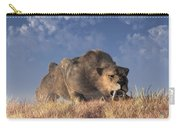 Saber-toothed Hunter Carry-all Pouch