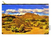 Sabino Canyon Panorama No. 1 Carry-all Pouch