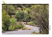 Sabino Canyon Road Carry-all Pouch