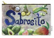 Sabrosito Carry-all Pouch