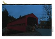 Sachs Bridge At Night Carry-all Pouch
