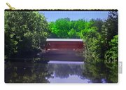 Sachs Covered Bridge In Gettysburg  Carry-all Pouch