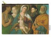 Sacra Conversazione 1520 Carry-all Pouch