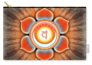 Sacral Chakra - Series 4 Carry-all Pouch