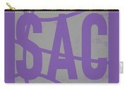 Sacramento Kings City Poster Art Carry-all Pouch