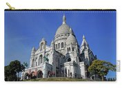 Sacre Coeur In The Montmartre Area Of Paris, France  Carry-all Pouch