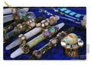Sacred Gemstones Energy Amulets Crystal Balls Magic Wands Carry-all Pouch