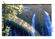 Sacred Geometry Rainbow Carry-all Pouch