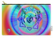 Sacred Healing Rays Of Cho Ku Rei Carry-all Pouch