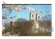 Sacred Heart And Branch Brook Cherry Blossoms  Carry-all Pouch
