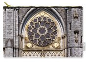 Sacred Heart Church Detail Roscommon Ireland Carry-all Pouch