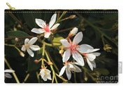 Sacred Heart Flowers Carry-all Pouch