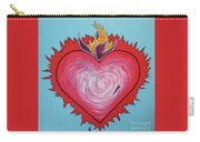 Sacred Heart No. 3 Carry-all Pouch