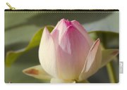 Sacred Lotus - Nelumbo Carry-all Pouch